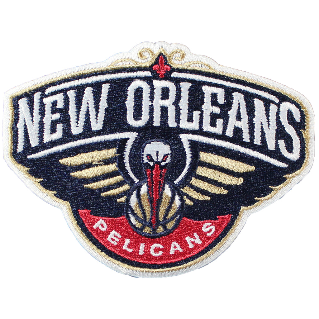 New Orleans Pelicans Primary Team Logo Patch (2013)