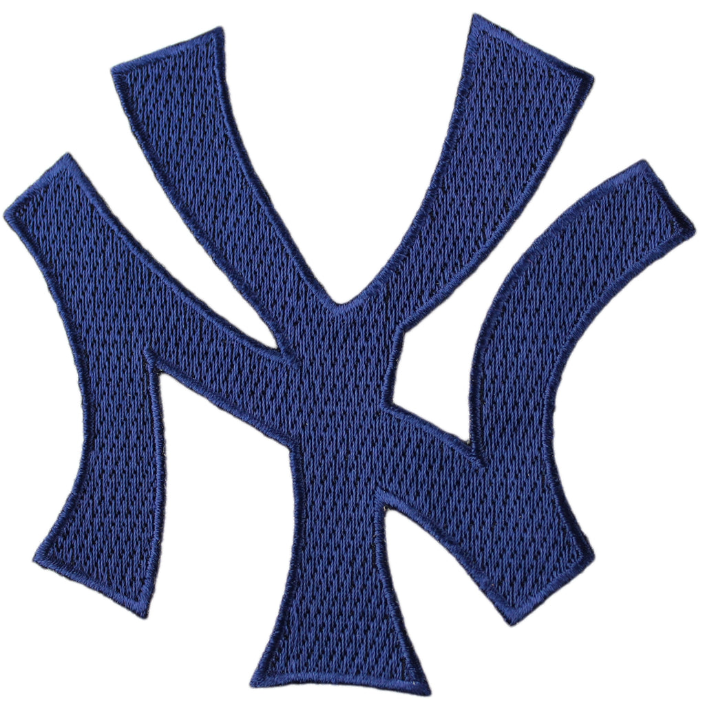"New York Yankees ""NY"" Blue Logo Patch"