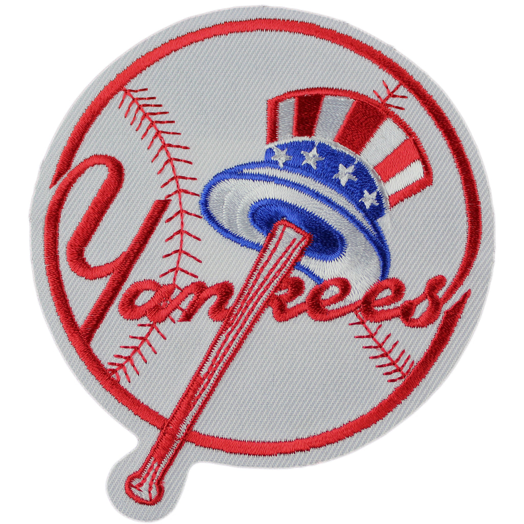 New York Yankees Primary Team Logo Patch