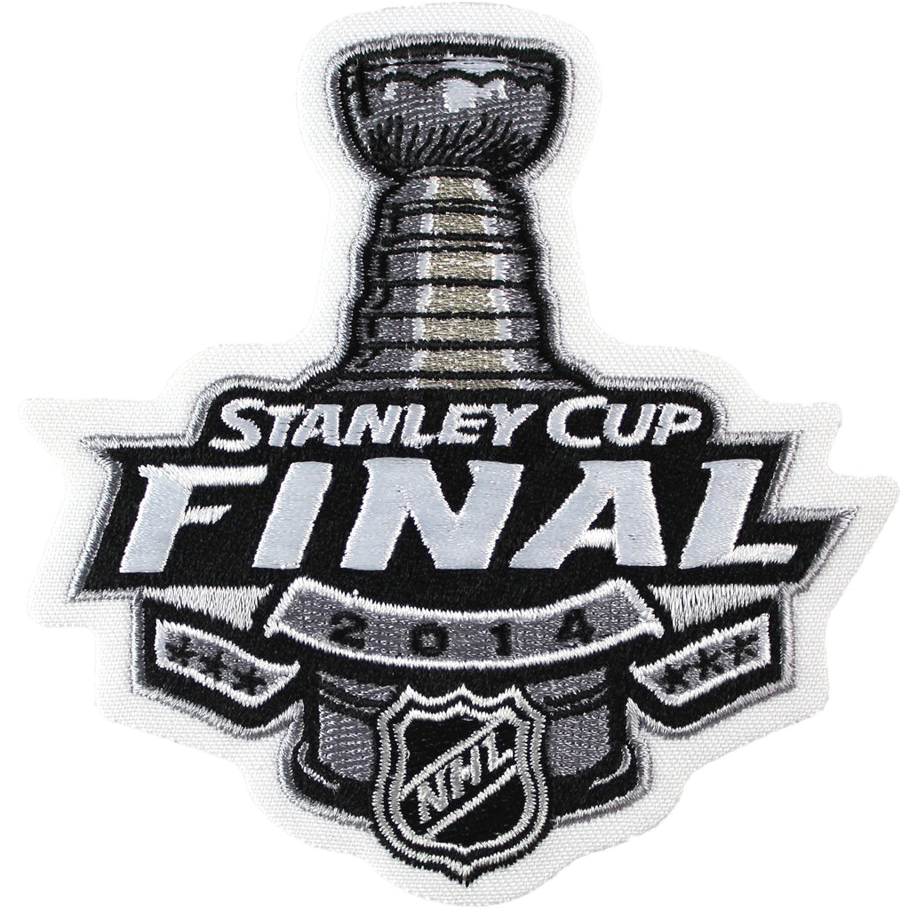 2014 NHL Stanley Cup Final Logo Jersey Patch New York Rangers vs Los Angeles Kings