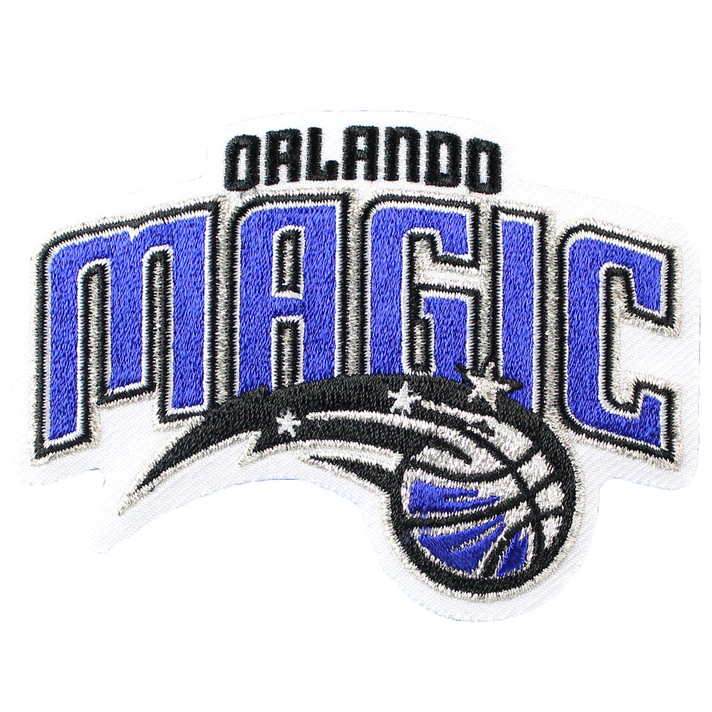 Orlando Magic Large Sticker Iron On NBA Patch