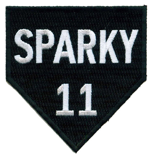 Sparky Anderson Detroit Tigers Memorial Patch (2011)
