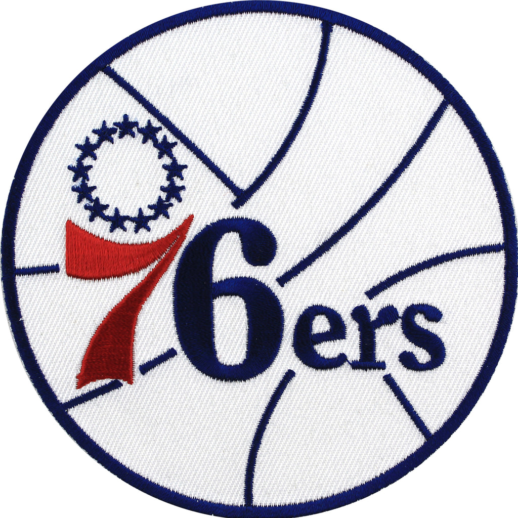 Philadelphia 76ers Primary Team Logo Patch
