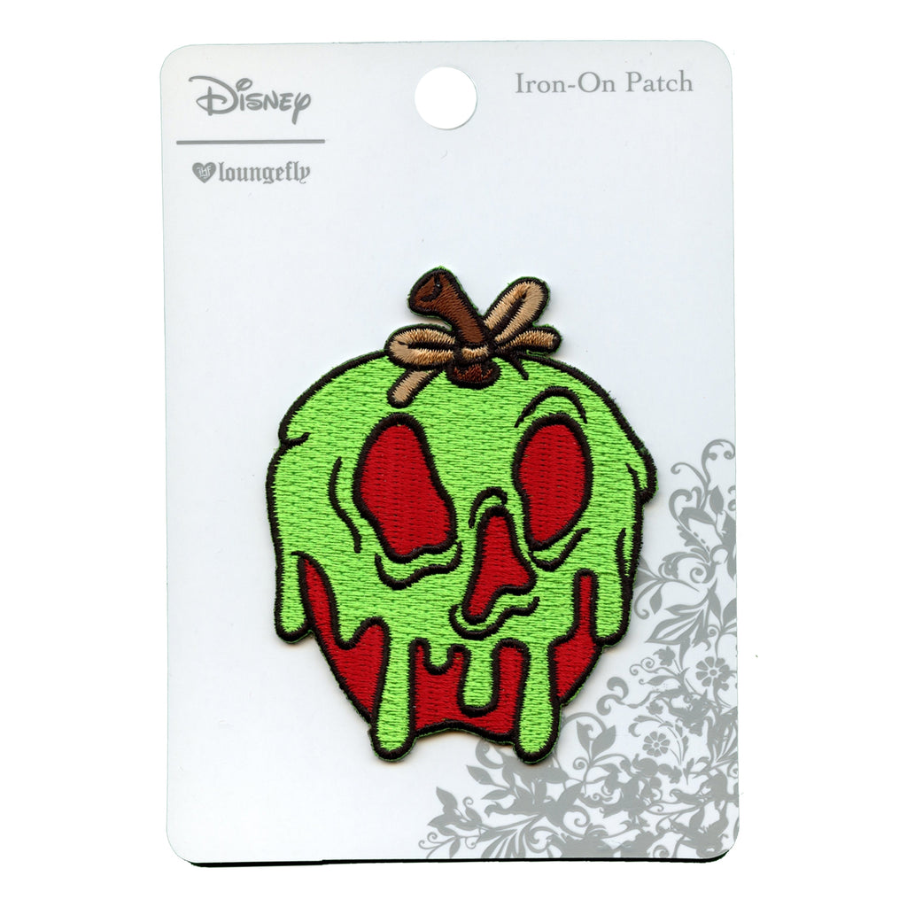 Snow White - Poisoned Apple Iron on Patch