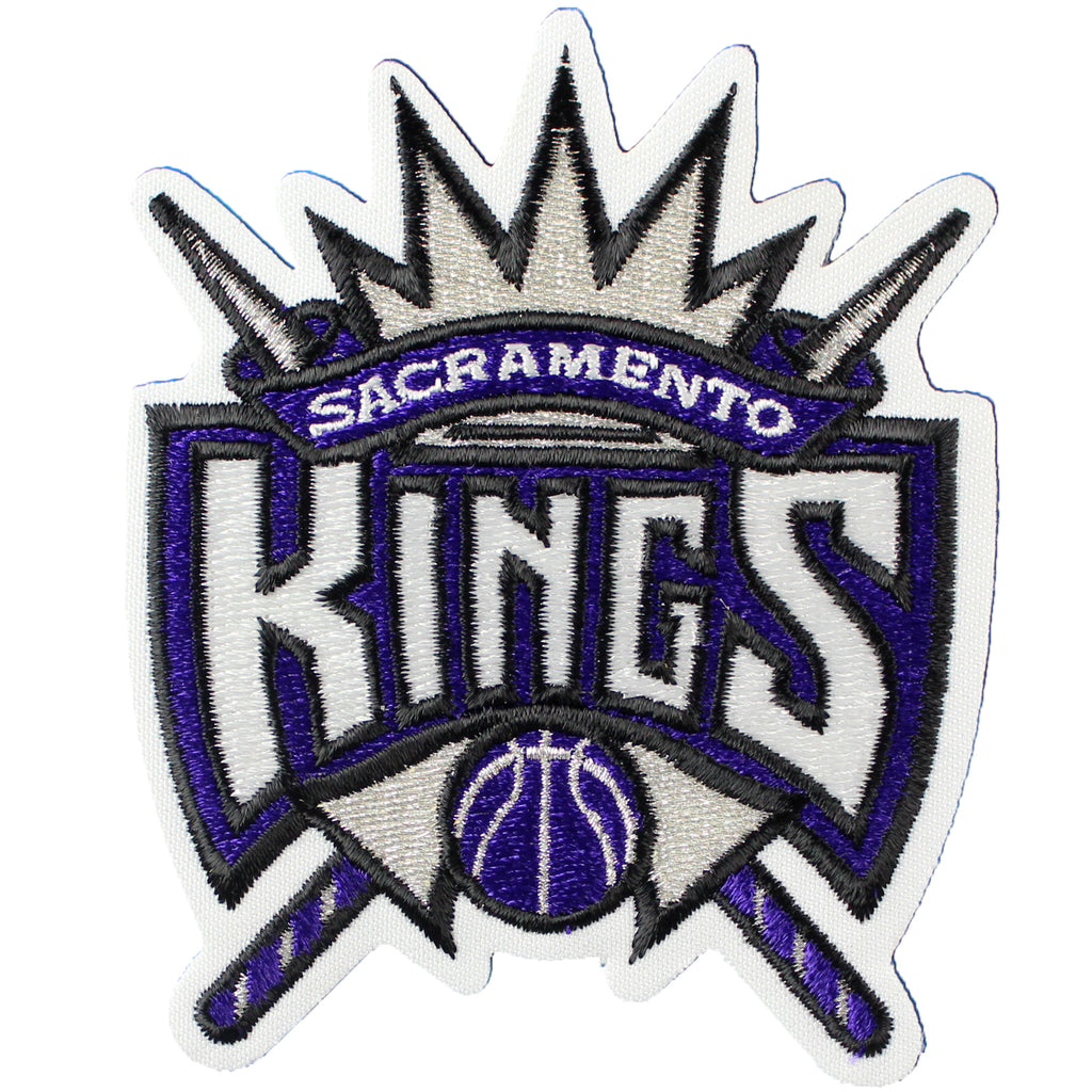 Sacramento Kings Primary Team Logo Patch