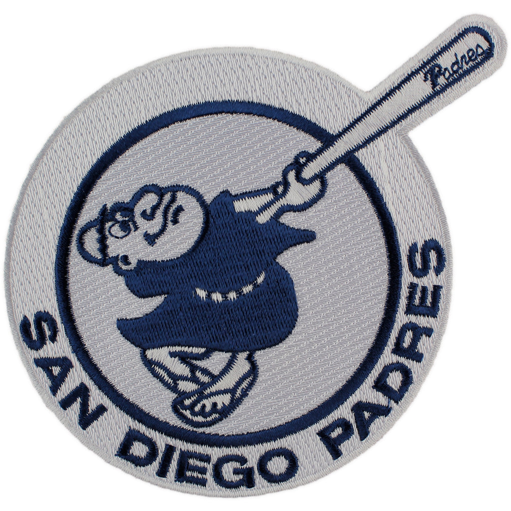 San Diego Padres Home Sleeve Patch (2012 - Present)