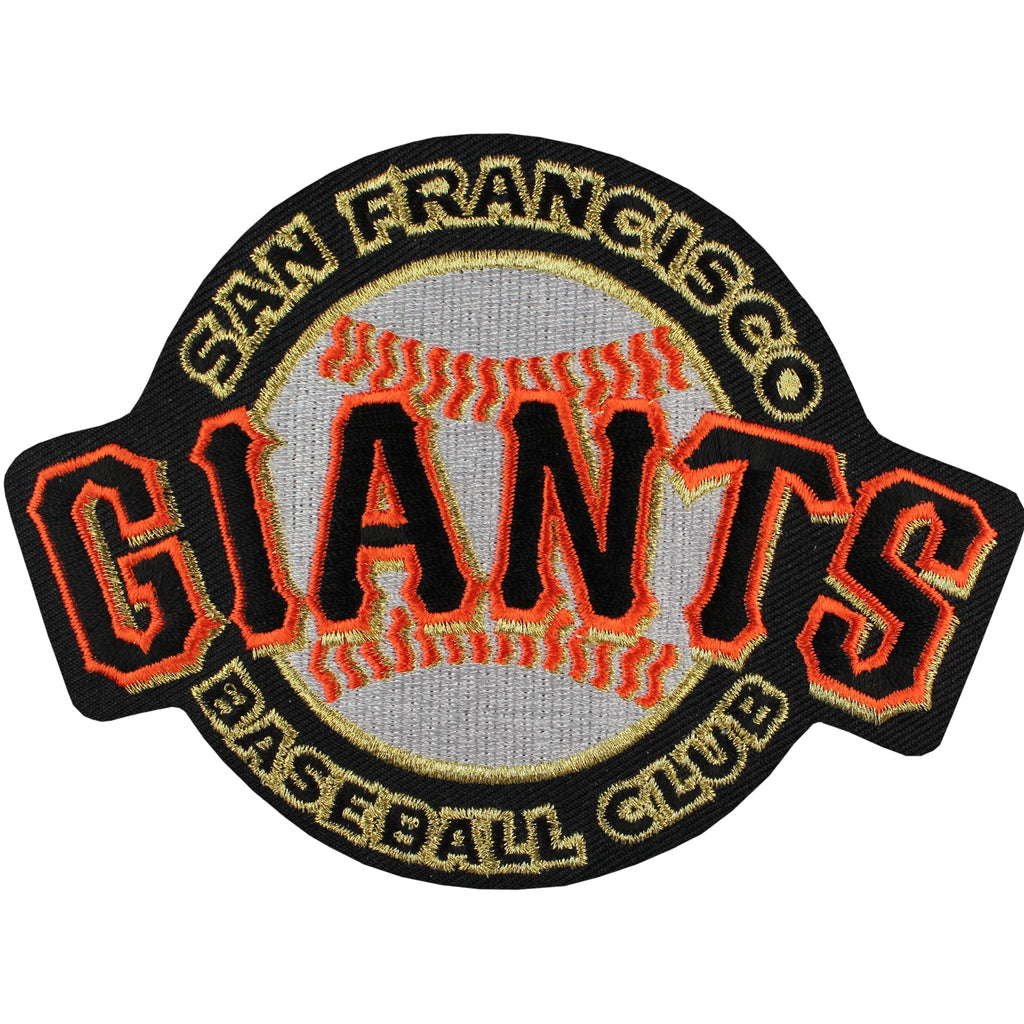 San Francisco Giants Alternate Black Sleeve Patch
