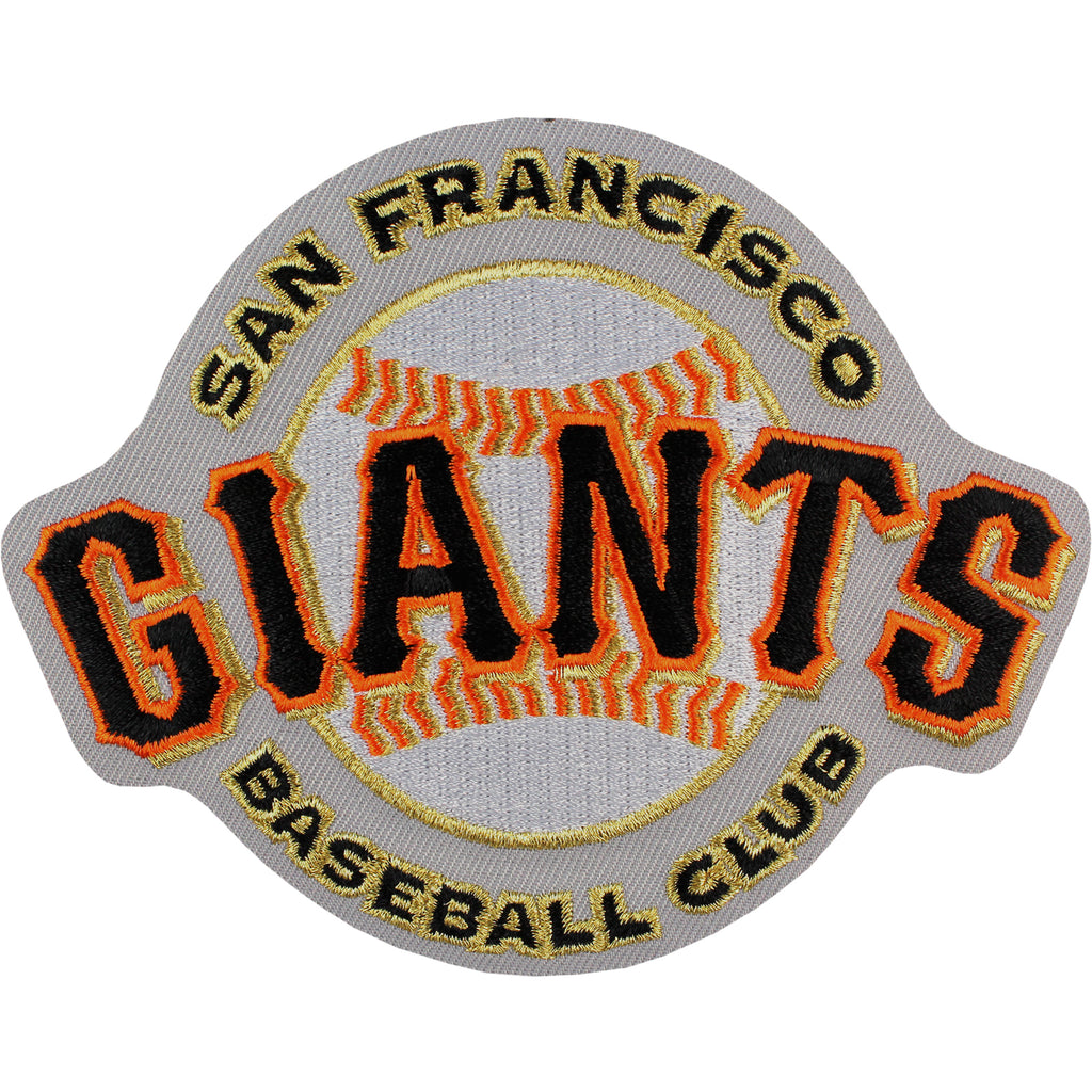San Francisco Giants Road Gray Sleeve Patch (2011)
