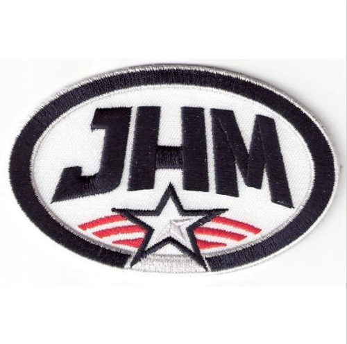 John Henderson McConnell 'JHM' Columbus Blue Jackets Memorial Jersey Patch (2008-09)