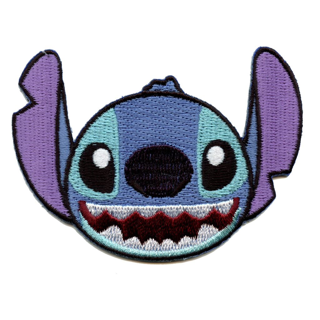 Lilo and Stitch - Stitch Disney Iron on Patch