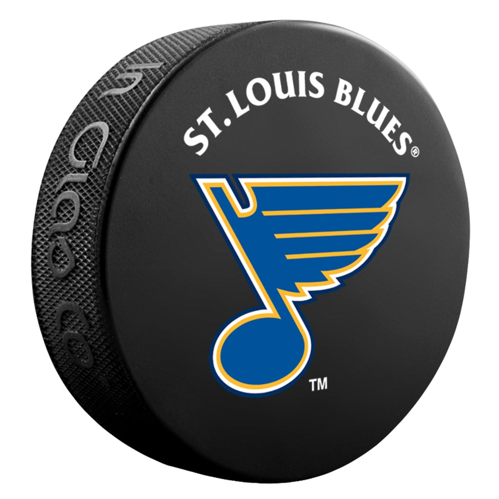 St Louis Blues Basic Hockey Souvenir Game Puck