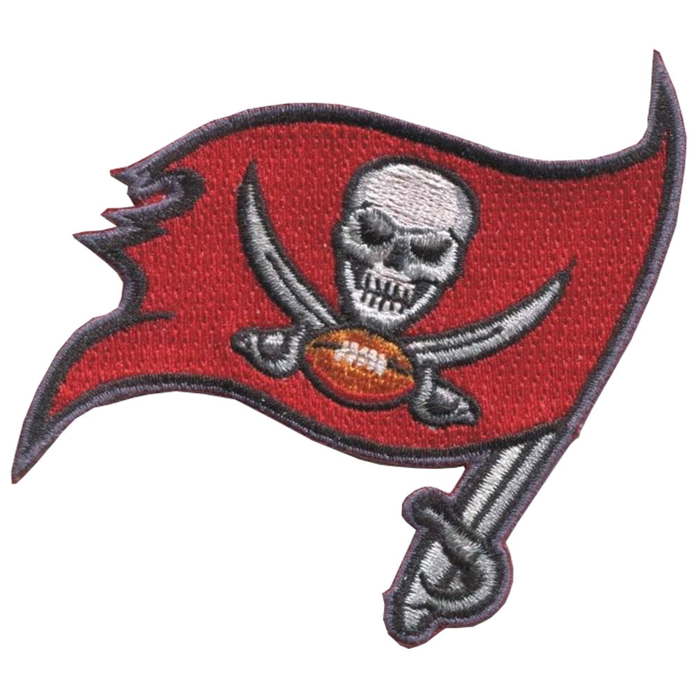 Tampa Bay Buccaneers Flag Team Logo NFL Patch
