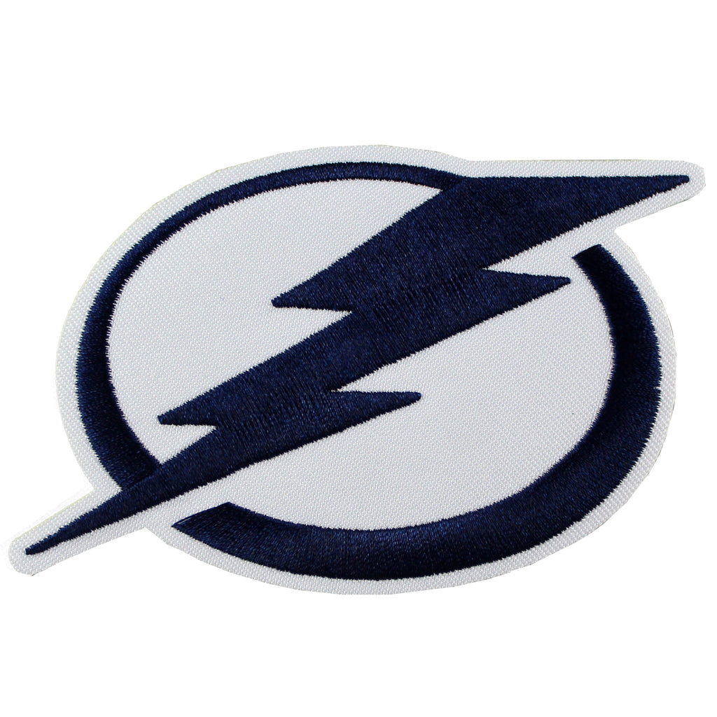 Tampa Bay Lightning Primary Team Logo Patch (2011-12)