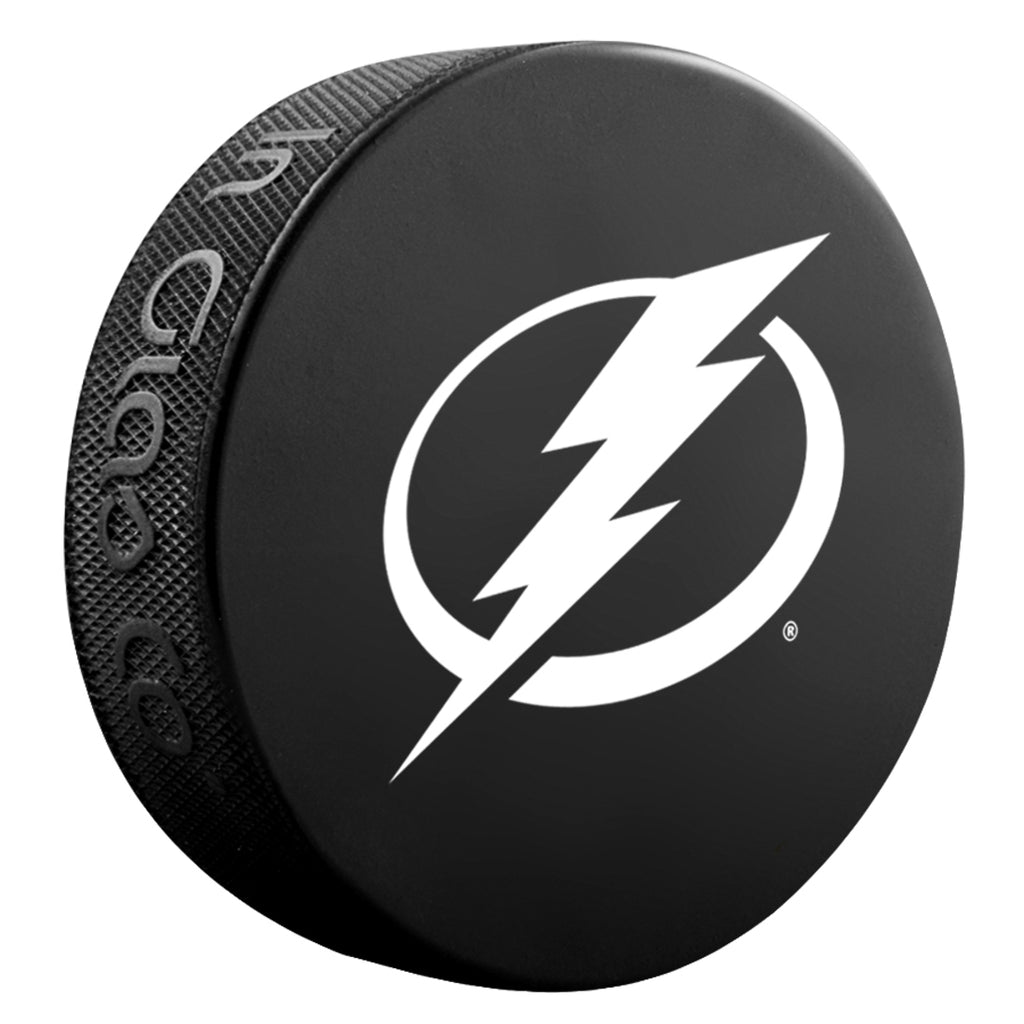 Tampa Bay Lightning Basic Hockey Souvenir Game Puck