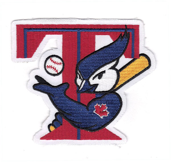 Toronto Blue Jays Primary Team Logo Sleeve Patch (2003)