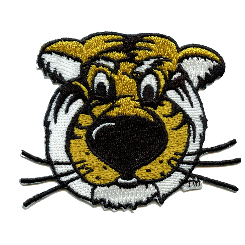University of Missouri Mascot Logo Embroidered Iron On Patch