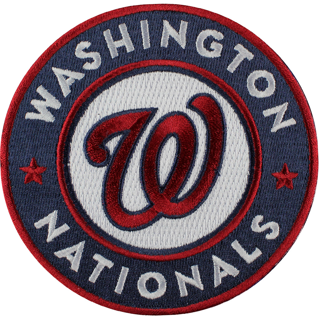 Washington Nationals Sleeve Patch (On-Field 2011)