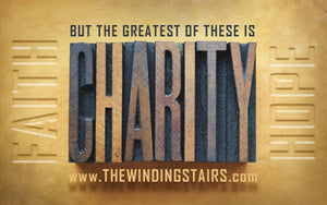 Charity: The Greatest Virtue