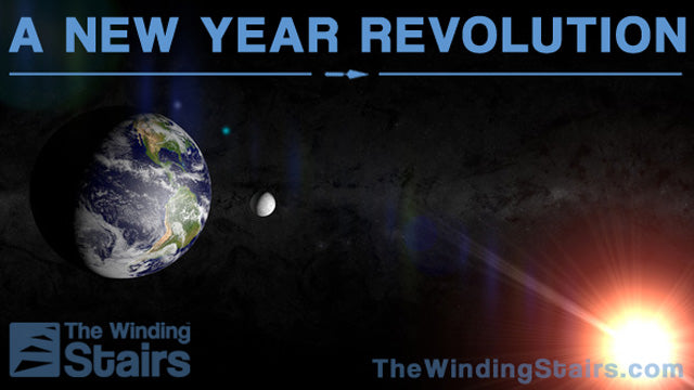 TWS 014 New Year Revolution: Rethinking The New Year's Resolutions.