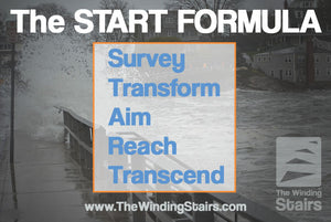 TWS 011 What can you do when facing the Storm? Simply S.T.A.R.T.