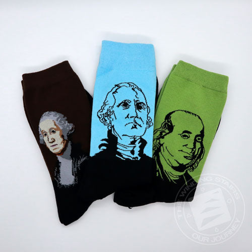 Founding Fathers Socks