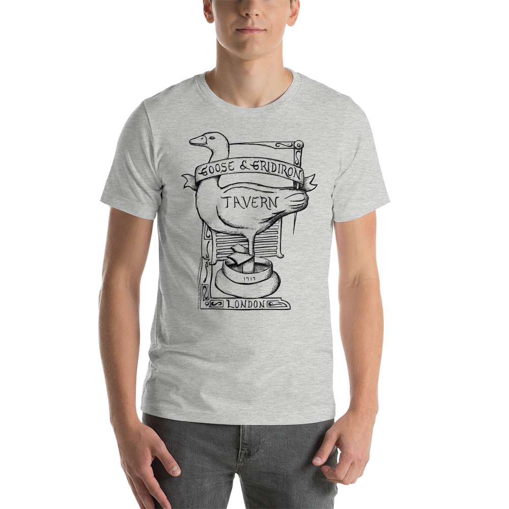 Goose and Gridiron Tavern T-Shirt
