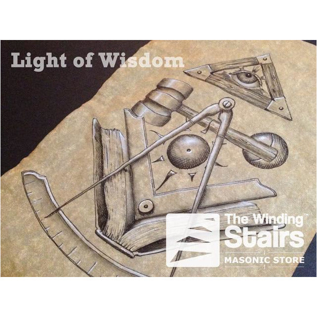 Light of Wisdom | Past Master ∴