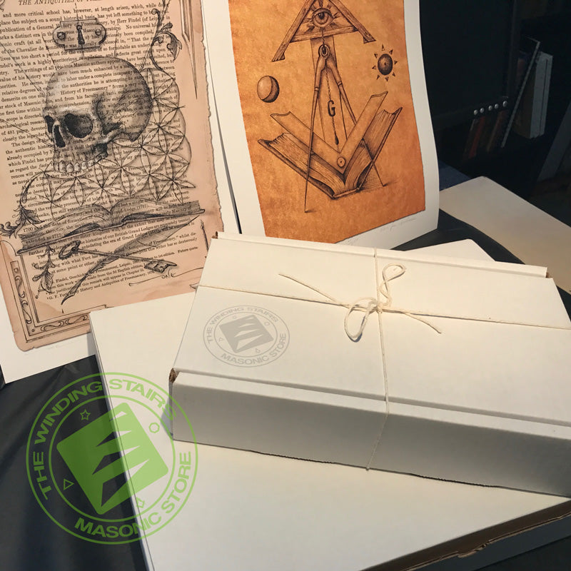 Masonic Mystery Box | Limited Quantity