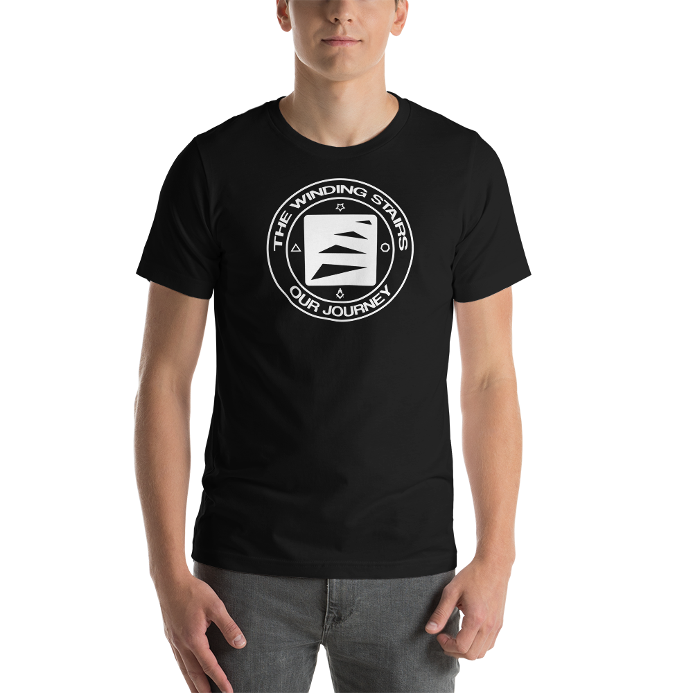 The Winding Stairs Official T-Shirt