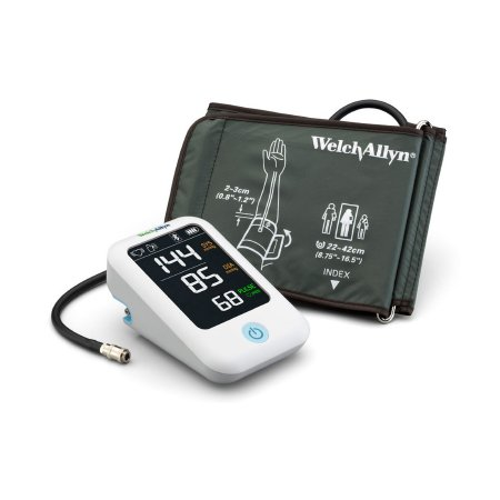 Digital Blood Pressure Unit Home™ 1-Tube For Home Use Adult Large Cuff