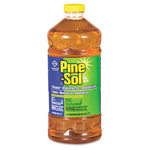 Pine Sol Multi-Surface Cleaner Disinfectant, Pine, 60oz Bottle