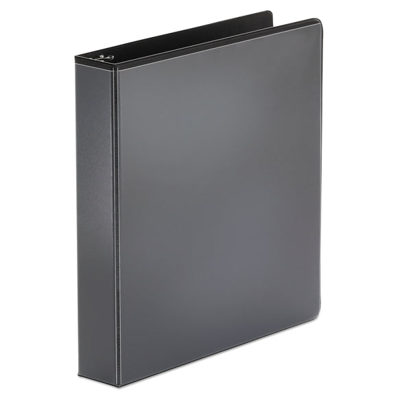 Economy Round Ring View Binder, 3 Rings, 1.5