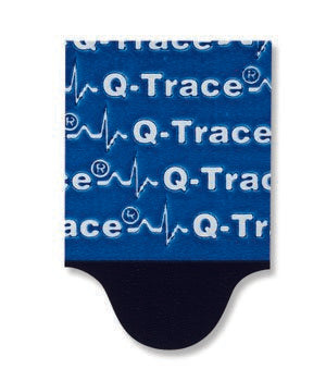 ECG Snap Electrode Q-Trace® Resting Radiolucent 100 per Pack