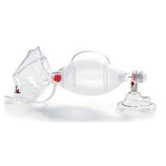 Resuscitator Bag SPUR II Neonatal/Infant Ea, 12/CA