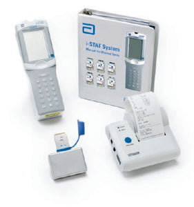 Reagent i-STAT® General Chemistry Creatinine For i-STAT® System Critical Blood Analyzer 25 Tests