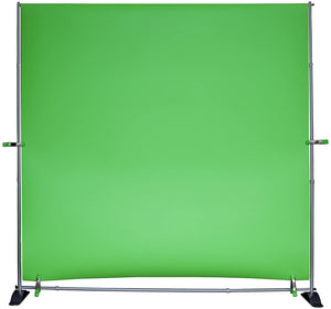 "Pro Cyc GS80 Portable Green Screen 80"" Wide x 80"" High"