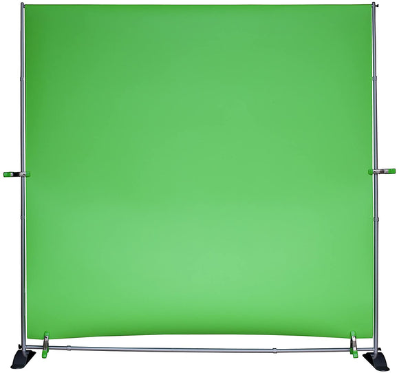 Pro Cyc GS80 Portable Green Screen 80