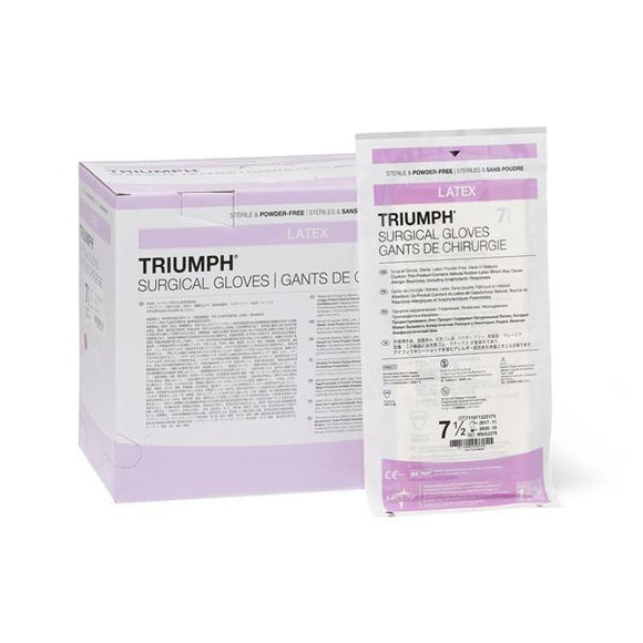 Triumph Surgical Gloves