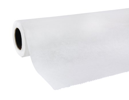 Table Paper McKesson 21 Inch White Smooth