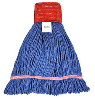 Wet Mop, Large, Comet Blend, Looped-End