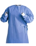 Blue Surgical Exam Gown-Each
