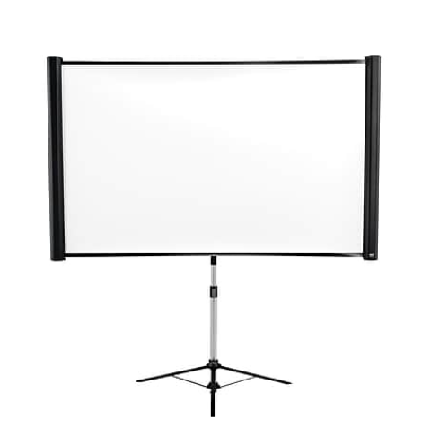 Epson ES3000 Ultra Portable V12H002S3Y Tripod Projector Screen 80
