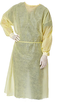 Disposable ISO Gowns