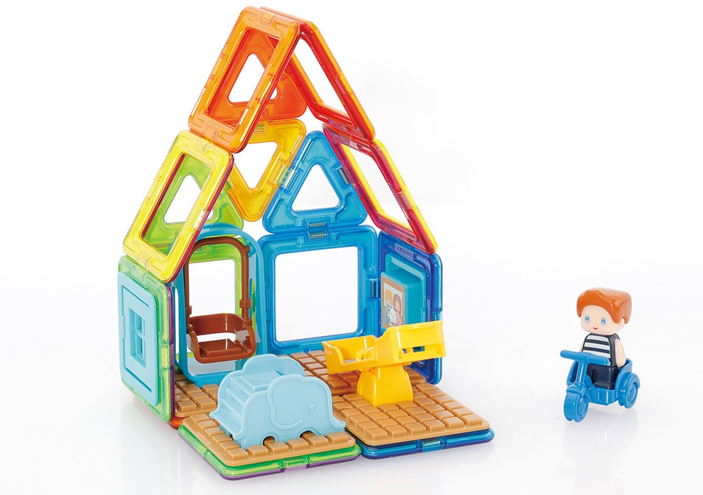 Magformers Max's Playground 33-piece Set