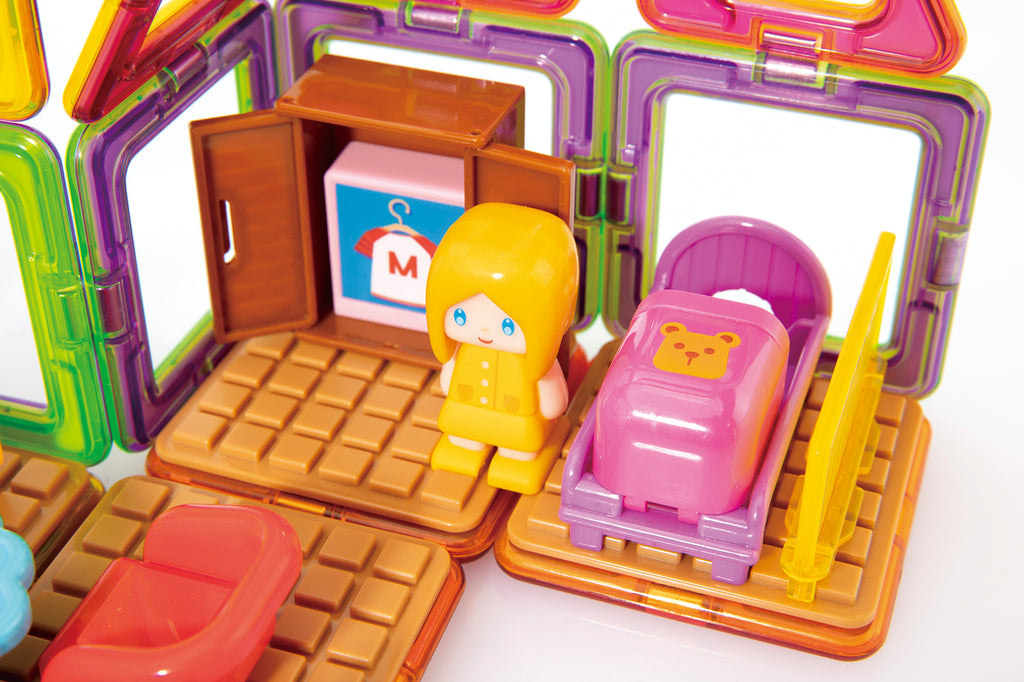 Magformers Maggy's House 33-Piece Set