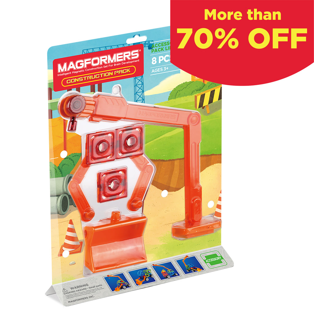 Magformers Construction Accessories