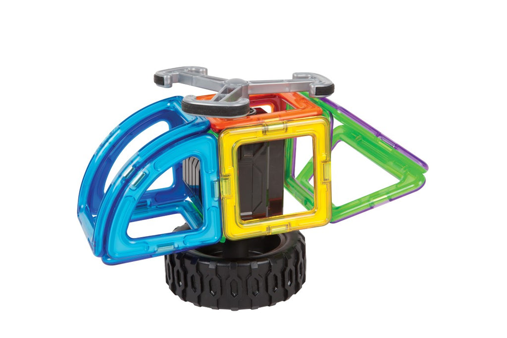 Magformers Funny Wheel Remote Control Set