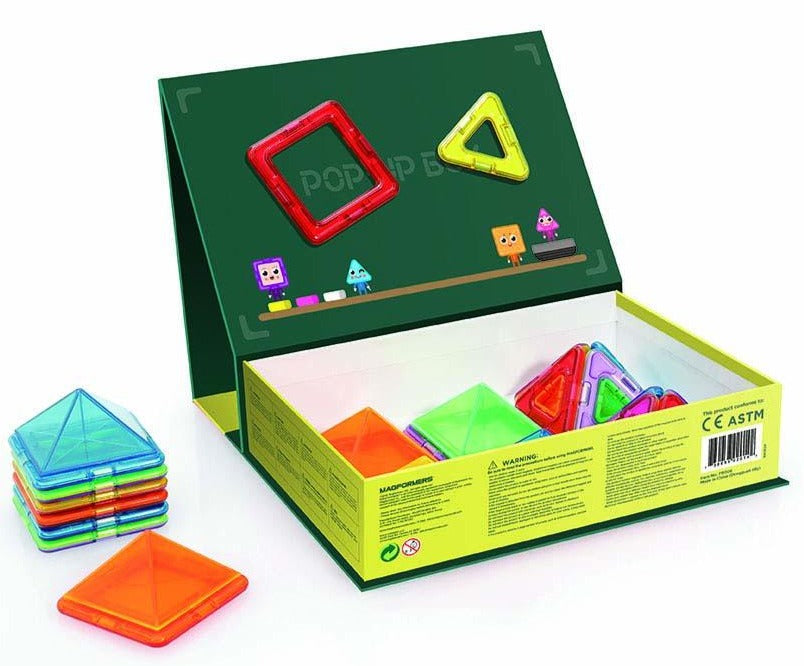 Magformers PopUp Box Set