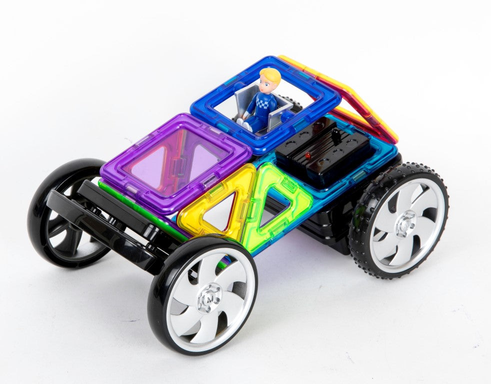 Magformers Rally Kart Remote Control Set