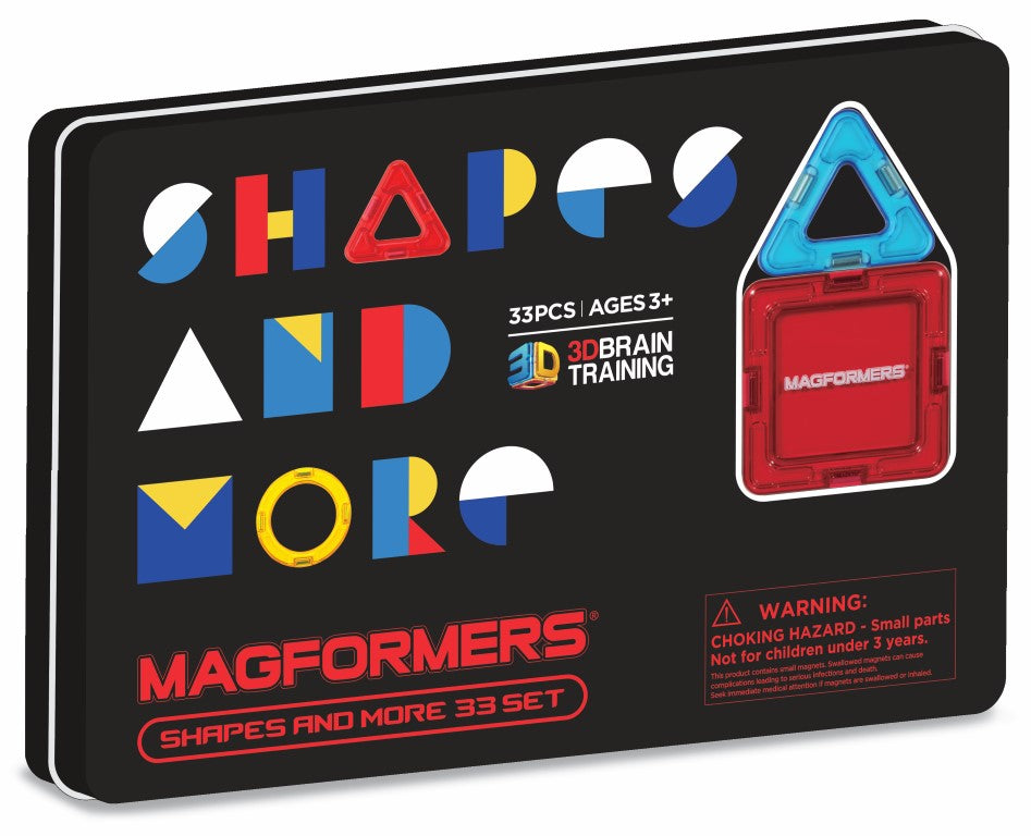 Magformers Shapes and More 33